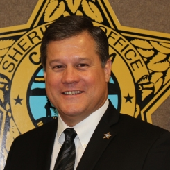 Sheriff Mark A. Hunter