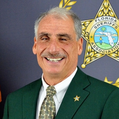 Sheriff Mike Chitwood