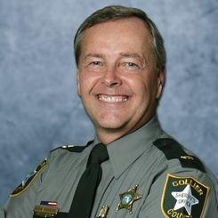 Photo of Collier County Sheriff Kevin J. Rambosk