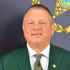 Sheriff Kevin Crews