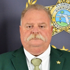 Photo of Glades County Sheriff David Hardin