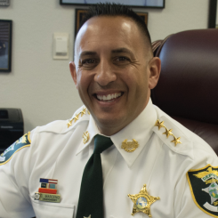 Photo of Lee County Sheriff Carmine Marceno