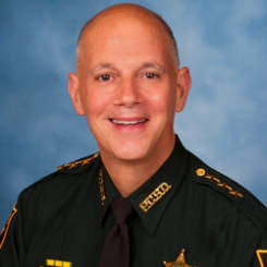 Photo of Pinellas  County Sheriff Bob Gualtieri