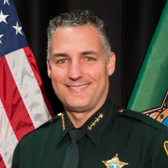 Photo of Seminole County Sheriff Dennis M. Lemma