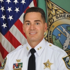 Photo of Hillsborough County Sheriff Chad Chronister
