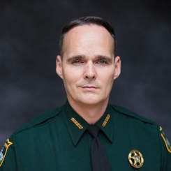 Photo of Jefferson County Sheriff Alfred Kenneth