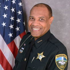 Photo of Leon County Sheriff Walt McNeil