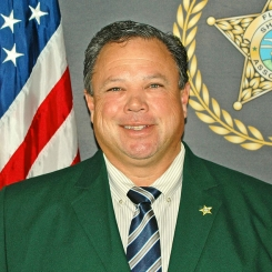 Photo of Okeechobee County Sheriff Noel E. Stephen