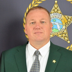 Photo of Holmes County Sheriff John Tate