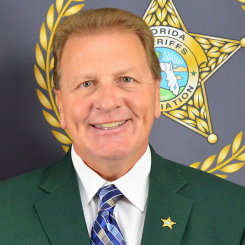 Photo of Osceola County Sheriff Russell H. Gibson
