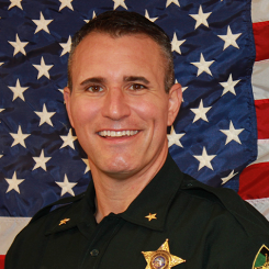 Sheriff Chris Nocco