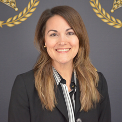 Meetings and Conferences Manager Abby Andersen Headshot