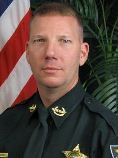 Photo of Charlotte County Sheriff William G.
