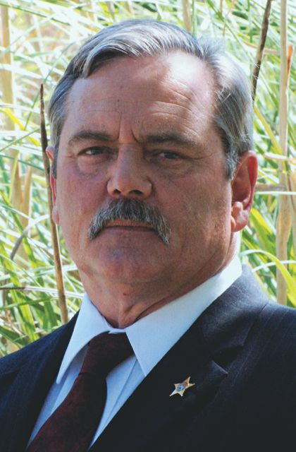 Photo of Dixie County Sheriff Dewey H. Hatcher