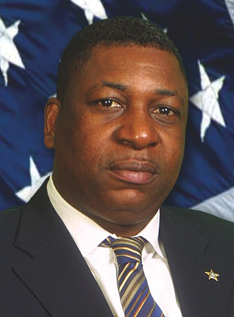 Photo of Gadsden County Sheriff Morris A. Young