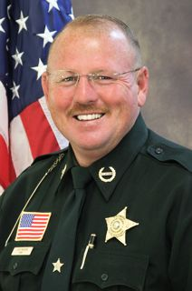 Photo of Hendry County Sheriff Stephen H.