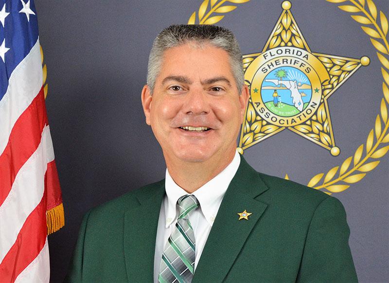 Photo of DeSoto County Sheriff James F. Potter