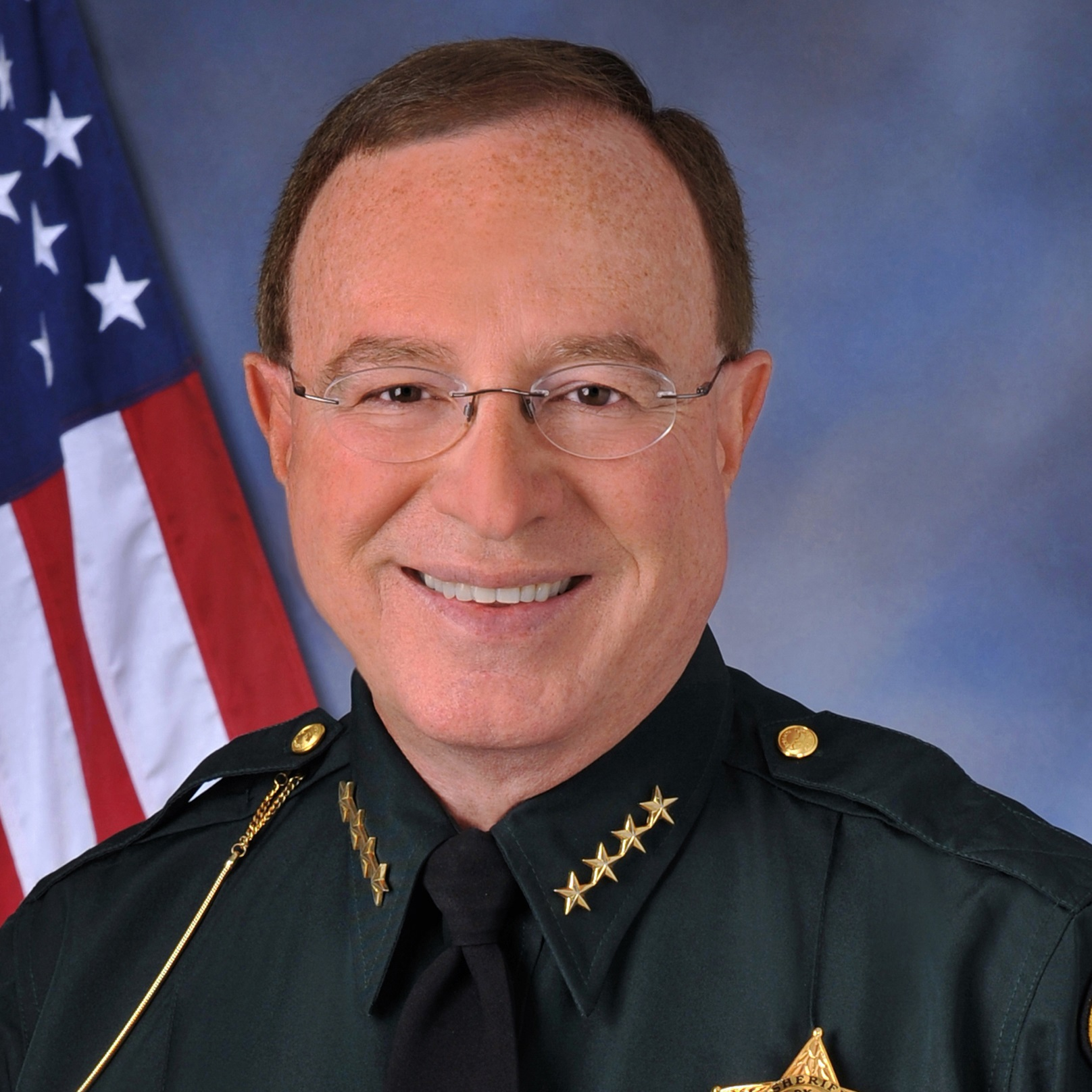 Photo of Polk County Sheriff Grady Judd