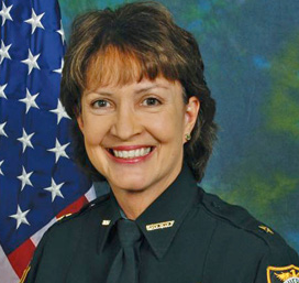 Photo of Cold Case Advisory Commission Chair, Alachua County Sheriff Sadie Darnell
