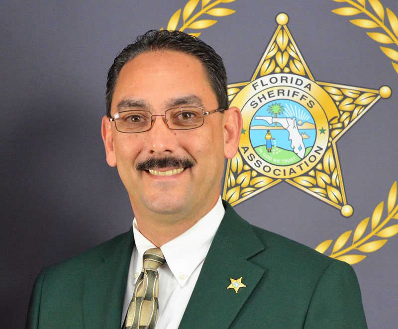Photo of Marion County Sheriff Billy Woods