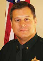 Mark A. Hunter, Sheriff of Columbia County
