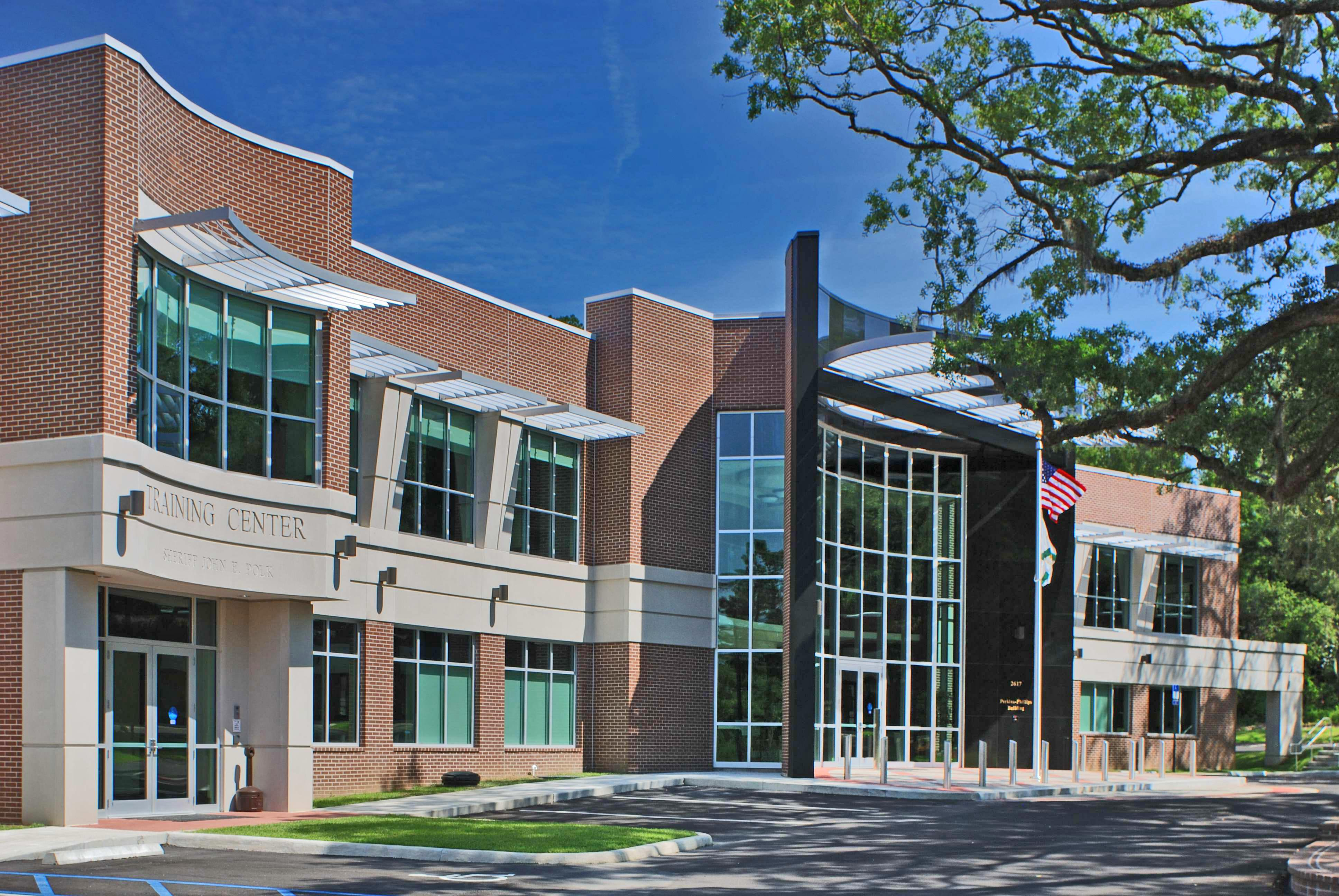 Photo of the outside of the FSA Training Center building