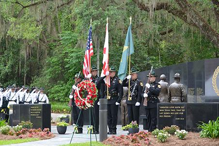 FSA Fallen Officers Memorial