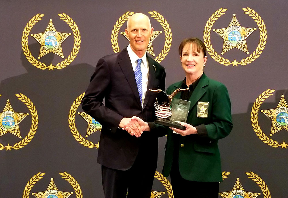 FSA Recognizes Gov. Rick Scott