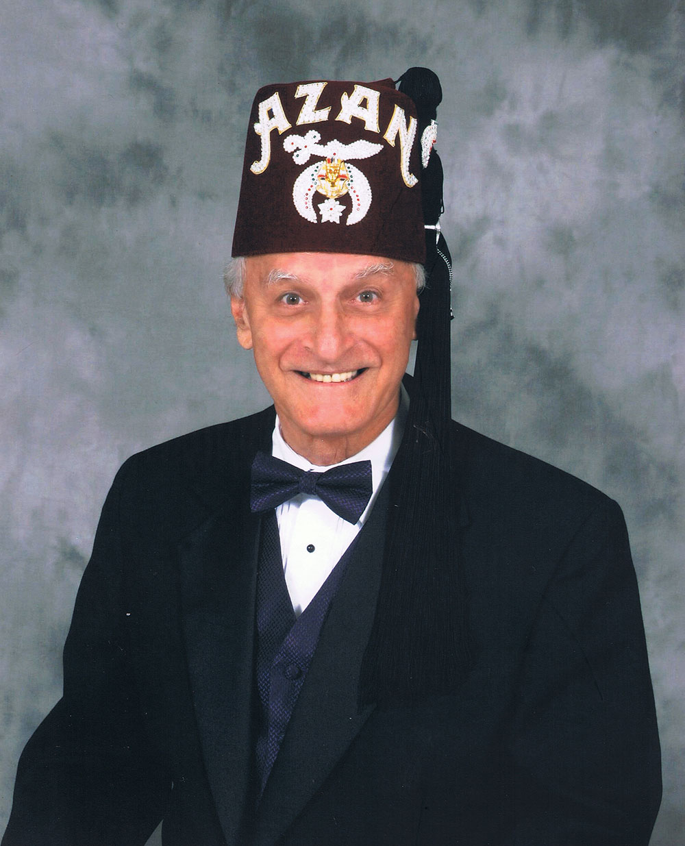 Photo of Rodger Fowler, 60-Year FSA Member