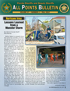 Cover of APB Vol. 27, Issue 4 - Fall 2017